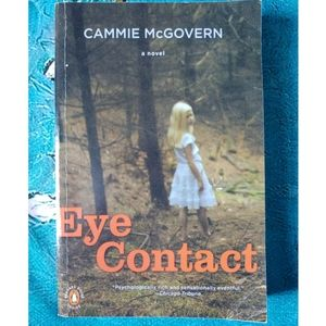 💌 Free with bundle, Eye Contact, Thriller book